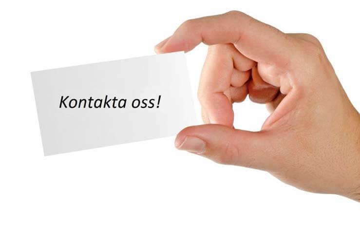 Kontakta RörandeRör